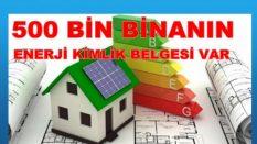 Ev Kimliği-Enerji Kimliği