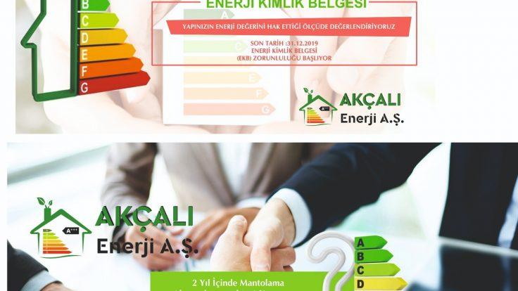 Enerji kimlik belgesi veren firmalar
