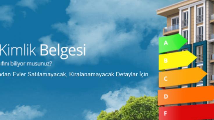 Kırıkkale Enerji Kimlik Belgesi
